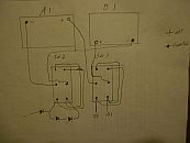 Image: The Benitez-7 battery switch diagram modified for the B-8...
