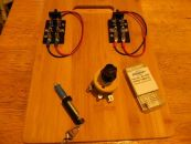 Image: Beginning the Benitez-8 build on an actual breadboard...