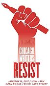 01/15: Chicago Writers Resist @ Open Books, Chicago