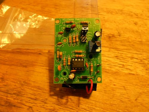 Image: My signal generator kit after assembly...