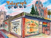 12/28-Telegraph Open Mic @ Nomadic Press, Oakland