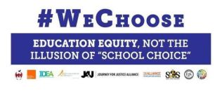 01/09-Mass mobilization to tell Oakland school board no cuts no closures