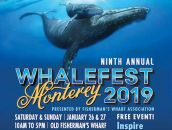 01/26-9th Annual Whale Fest Monterey 2019