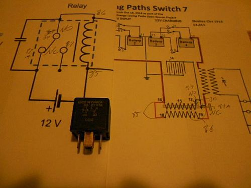Image: The auto relay switch will hopefully bridge the wiggle room in the two different diagrams...