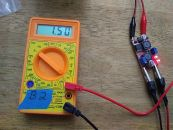 Image: Current set, and a reminder to get another cheap multimeter...