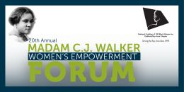 04/06-20th Annual Madam CJ Walker Women's Empowerment Forum @ SF Marriott Marquis...