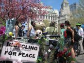 05/20-PEACE BIKE RIDE @ National Museum of the American Indian, New York...