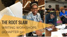 06/02-The Root Slam Writing Workshop @ Chapter 510, Oakland...