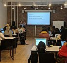 06/09-Girls in Tech Bootcamp @ Hackbright Academy, SF...